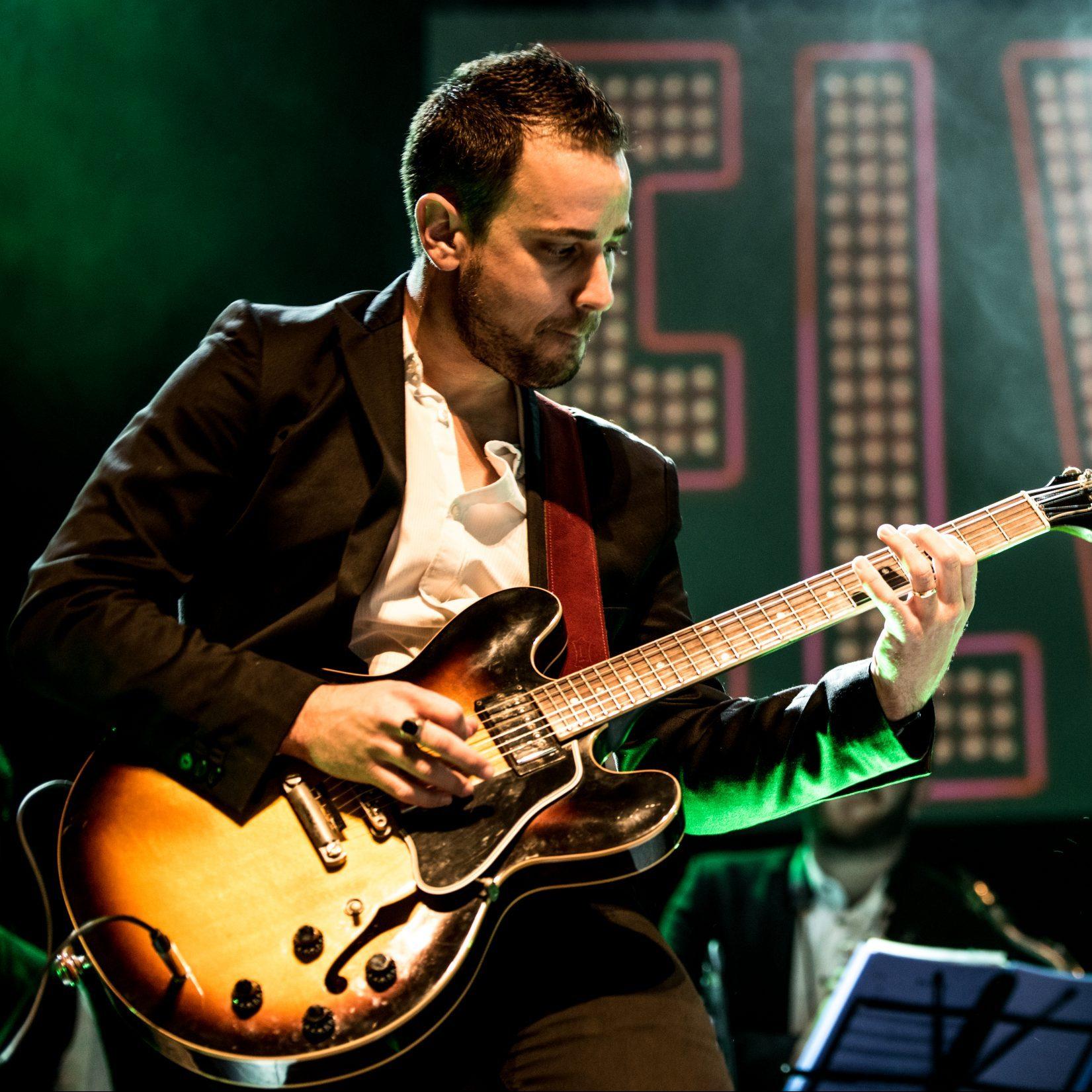 אדם טל - גיטרות
